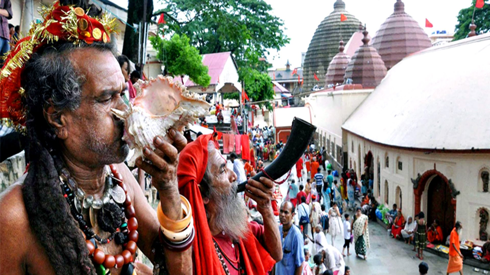 Ambubachi: The Greatest Celebration of Shakti