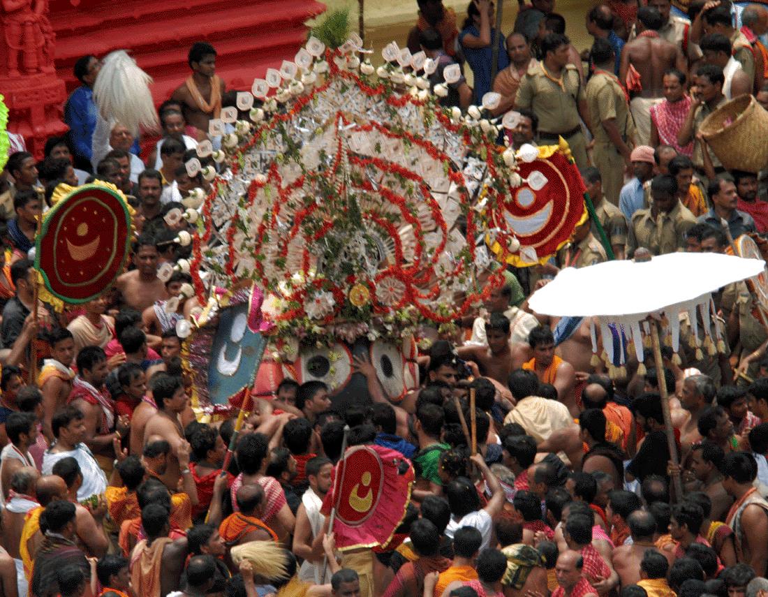 Jagannatha svami nayana-patha-gami bhavatu me